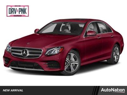 New 2020 Mercedes-Benz E 350 4MATIC Sedan - 548633835