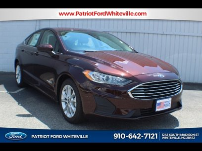 New 2019 Ford Fusion SE Hybrid - 497294319