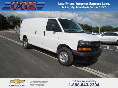 New 2020 Chevrolet Express 2500 - 528143024