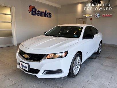 Certified 2018 Chevrolet Impala LS w/ 1LS - 543538383