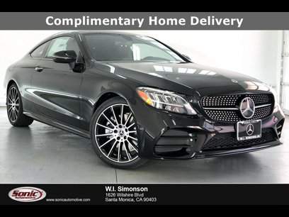 New 2021 Mercedes-Benz C 300 Coupe - 568991369
