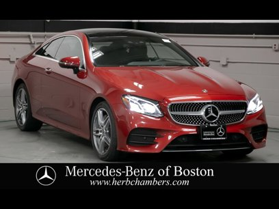 Certified 2018 Mercedes-Benz E 400 4MATIC Coupe - 543790592