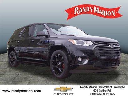 Used 2019 Chevrolet Traverse FWD Premier w/ REDLINE EDITION - 539850057