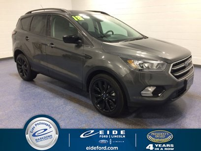 Used 2018 Ford Escape 4WD SE - 541392188