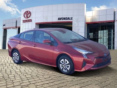 Certified 2018 Toyota Prius Three - 545774312