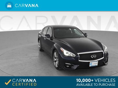 Used 2017 INFINITI Q70 5.6 w/ Sport Package - 548797613