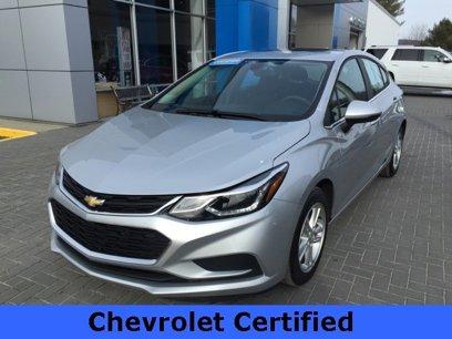 Certified 2017 Chevrolet Cruze LT Hatchback - 541627473