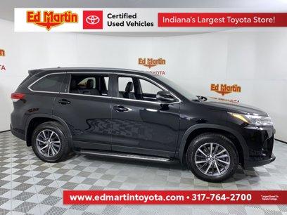 Certified 2019 Toyota Highlander XLE - 543773531