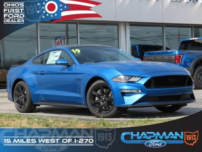 New 2019 Ford Mustang GT Coupe - 525623291
