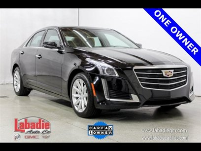 Used 2016 Cadillac CTS AWD Sedan - 526751722