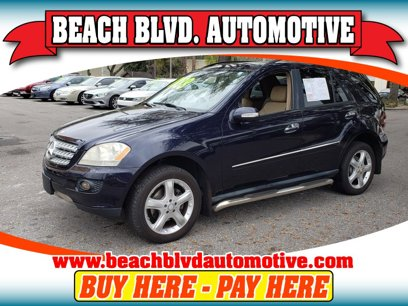 Used 2008 Mercedes-Benz ML 320 4MATIC - 541403937