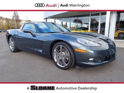 Used 2009 Chevrolet Corvette Coupe - 565796653