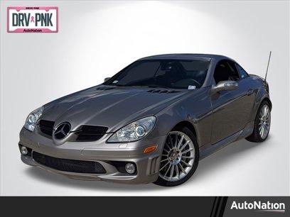 Used 2007 Mercedes-Benz SLK 55 AMG - 546872852