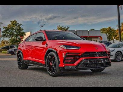 Used 2021 Lamborghini Urus - 606671229