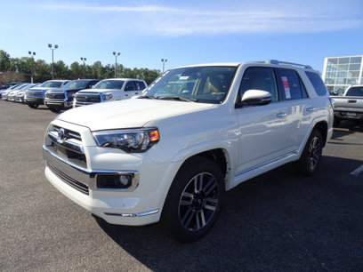 New 2020 Toyota 4Runner Limited - 534953520