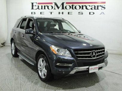 Used 2015 Mercedes-Benz ML 350 4MATIC - 543635357
