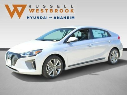 New 2019 Hyundai Ioniq Hybrid Limited w/ Ultimate Pkg - 515793869