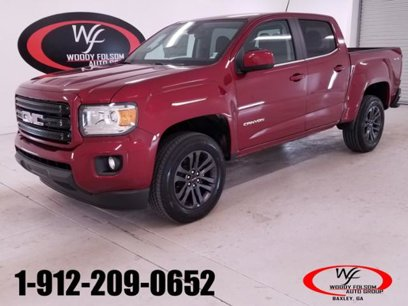 New 2019 GMC Canyon 4x4 Crew Cab SLE - 515946513