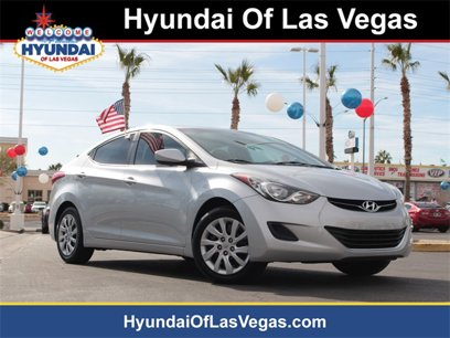 Used 2012 Hyundai Elantra Sedan - 539673070