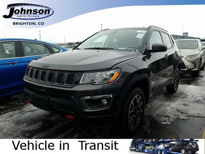 Used 2019 Jeep Compass 4WD Trailhawk - 545051895