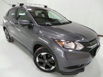 Certified 2018 Honda HR-V AWD EX-L w/ Navigation - 538512932