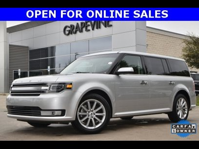 Certified 2019 Ford Flex FWD Limited - 547463632
