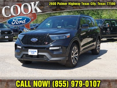 New 2020 Ford Explorer 4WD ST - 531173560