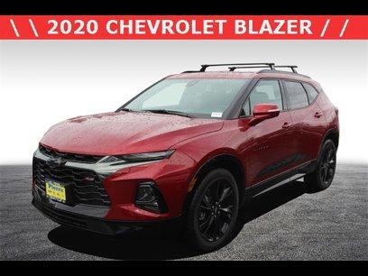 New 2020 Chevrolet Blazer AWD RS - 529998076