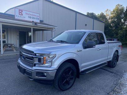 Used 2018 Ford F150 XLT - 606220622