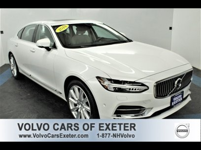Certified 2018 Volvo S90 T6 Inscription AWD - 535425853