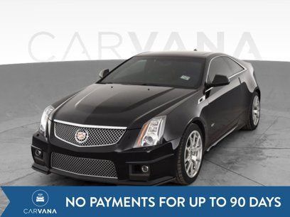 Used 2011 Cadillac CTS V Coupe w/ Wood Trim Package - 549209724