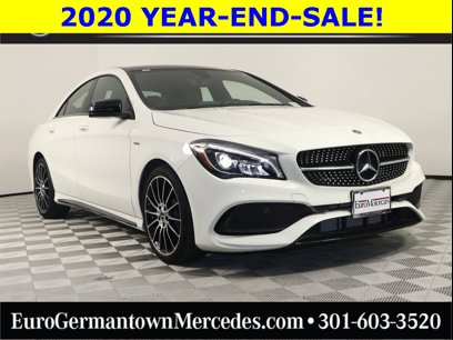 Certified 2018 Mercedes-Benz CLA 250 4MATIC - 566826421