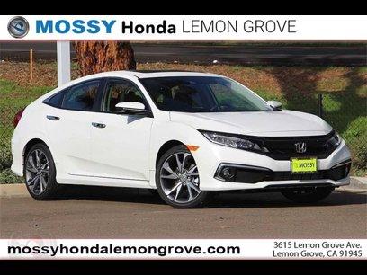 Certified 2019 Honda Civic Touring Sedan - 540630754