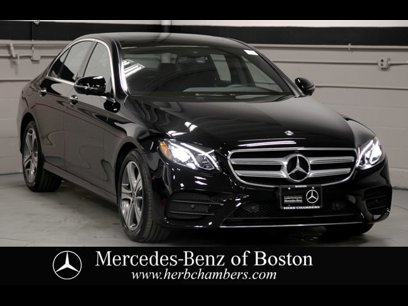 Used 2020 Mercedes-Benz E 350 4MATIC Sedan - 541151575