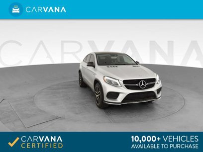 Used 2016 Mercedes-Benz GLE 450 4MATIC Coupe - 549372394