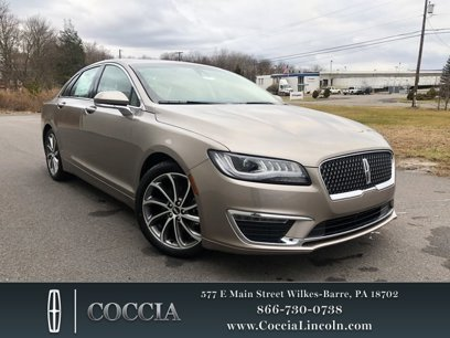 Used 2019 Lincoln MKZ Select AWD - 530981778