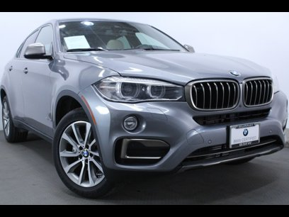 Certified 2017 BMW X6 xDrive35i - 532481052