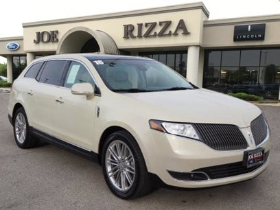 Certified 2016 Lincoln MKT AWD - 540646239