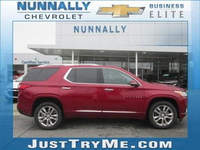 New 2020 Chevrolet Traverse AWD High Country - 546977485