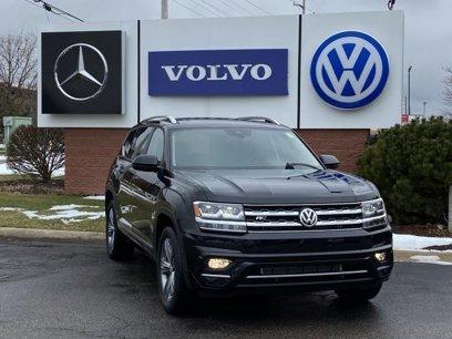 New 2019 Volkswagen Atlas 4Motion SEL V6 w/R-Line - 538278581