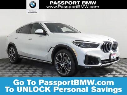 New 2020 BMW X6 xDrive40i w/ Premium Package - 545218882