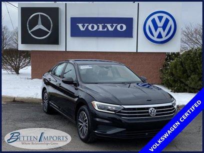 Certified 2019 Volkswagen Jetta SEL - 543254051