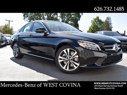 New 2020 Mercedes-Benz C 300 Sedan - 565854201