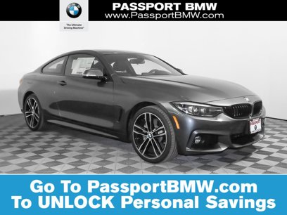 New 2020 BMW 430i xDrive Coupe w/ M Sport Package - 526694718