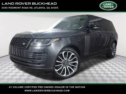 New 2019 Land Rover Range Rover Long Wheelbase Autobiography - 540868495