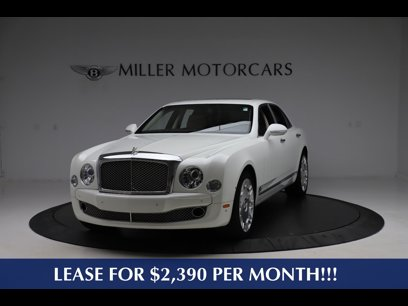 Certified 2016 Bentley Mulsanne - 541538139