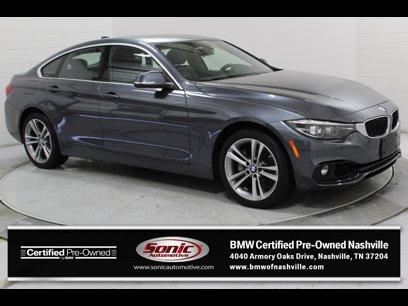 Certified 2019 BMW 440i Gran Coupe xDrive - 543343825