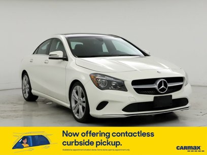 Used 2017 Mercedes-Benz CLA 250 4MATIC - 569733821