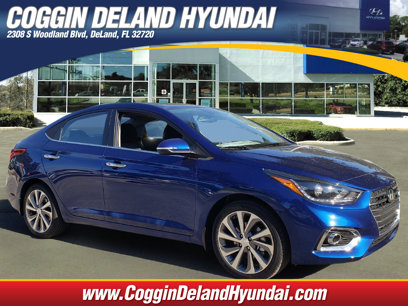 New 2020 Hyundai Accent Limited - 541636410