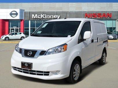New 2020 Nissan NV200 SV - 544136814